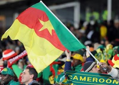 Cameroon Footballer