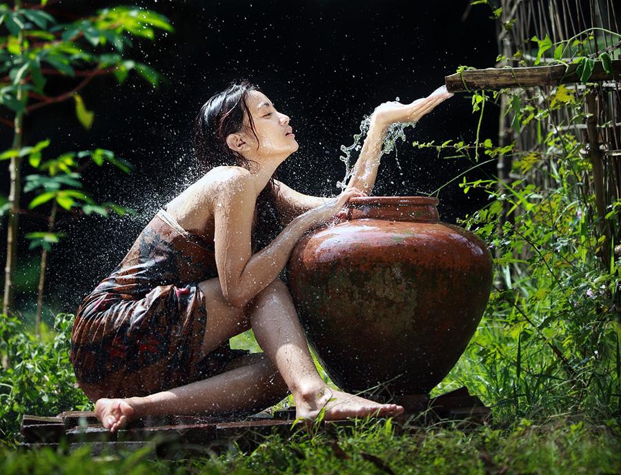 Foto-foto Wanita Cantik dan Seksi Indonesia