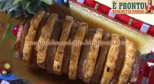 Lonza di Maiale all'Ananas ricetta Parodi da È pronto
