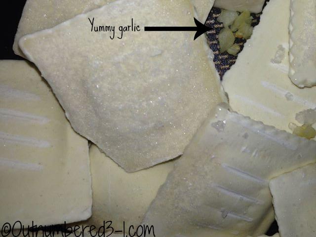 Skillet Ravioli Recipe