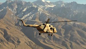 helikopter afganistan dari rusia