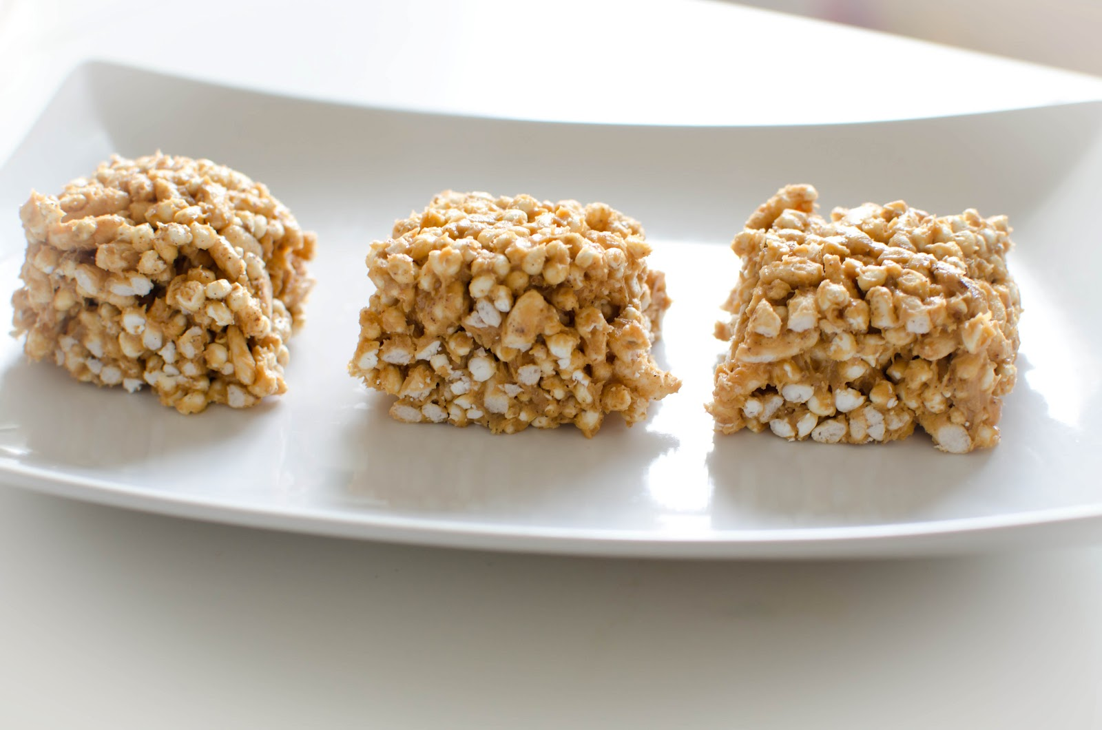Fabulous Foods!: Brown Rice Crispy Treats (healthy!)