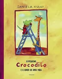 o pequeno crocodilo e o amor de uma vida