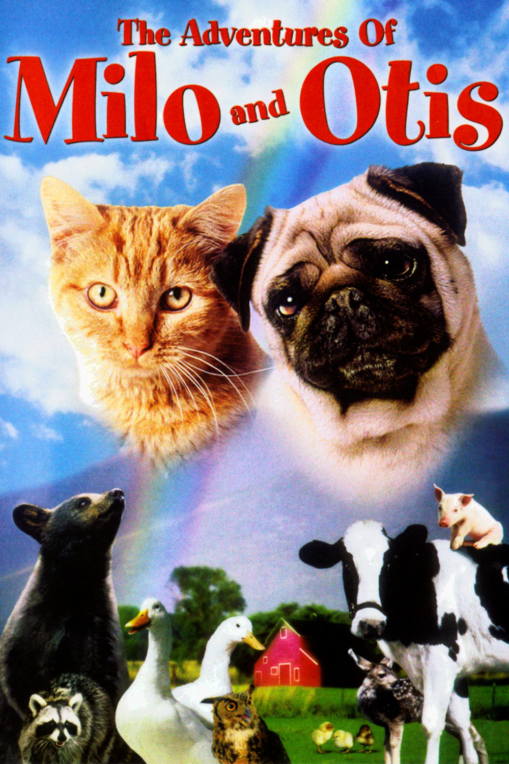 the adventures of milo and otis ending relationship