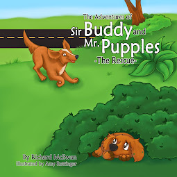 Sir Buddy and Mr. Pupples