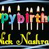 Selamat Hari Lahir Blogger Nick Nashram