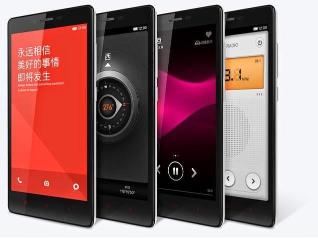 Xiaomi Redmi Note Phablet