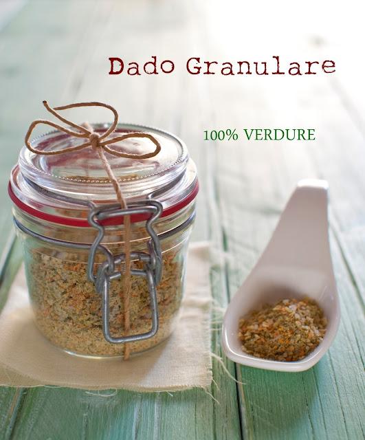 dado granulare 100% verdure