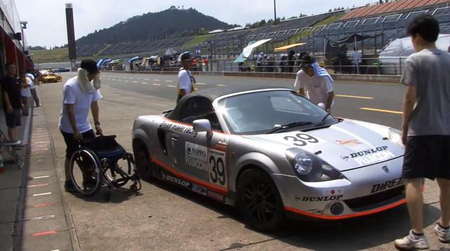 181. Ciekawostki JDM #007: Japońskie Stowarzyszenie Motorsportu Dla Niepełnosprawnych. staryjaponiec blog