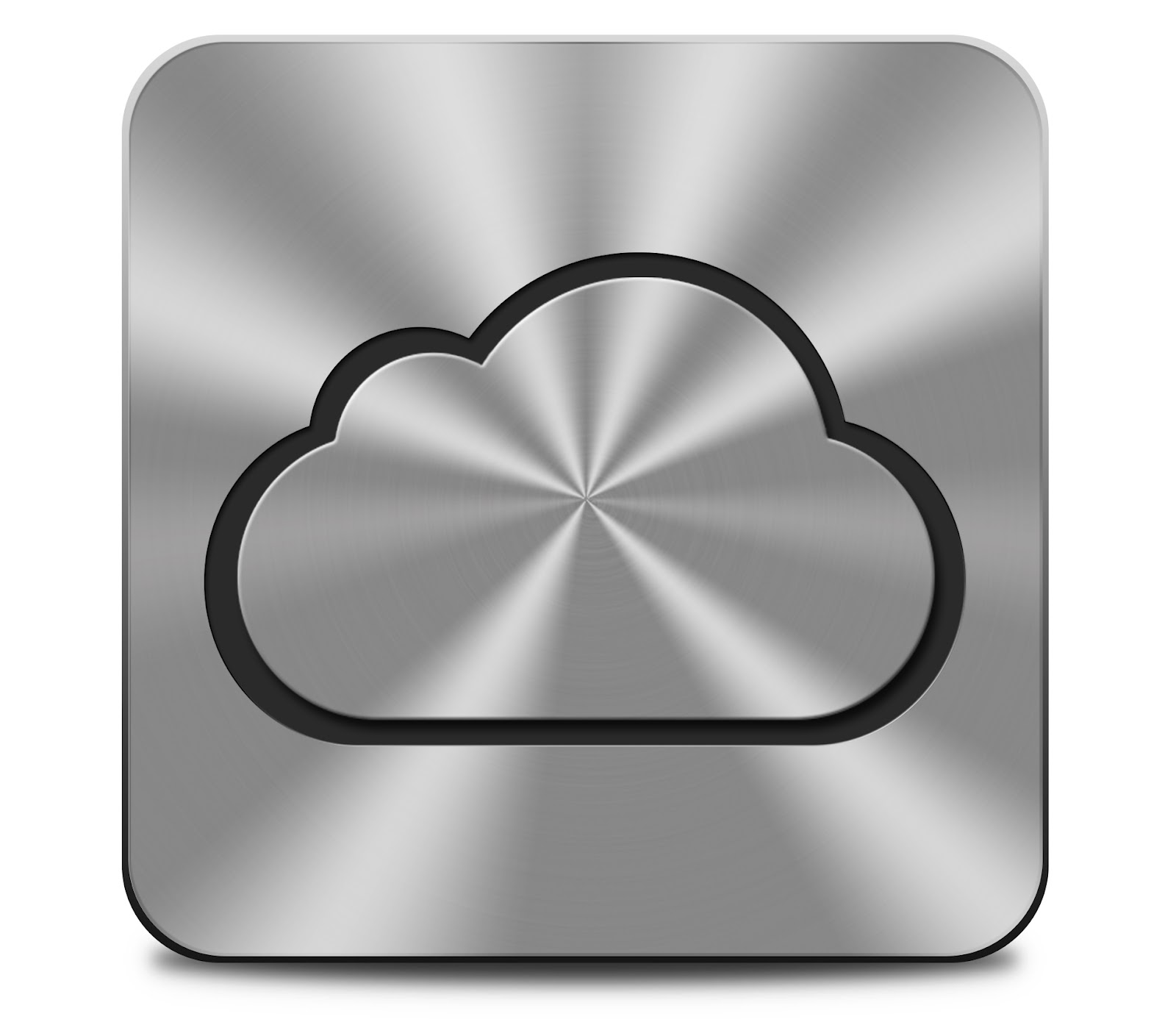 How to Draw Apple iCloud Icon - Photoshop Tutorial - Hongkiat