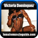 Victoria Dominguez Female Bodybuilder Thumbnail Image 2