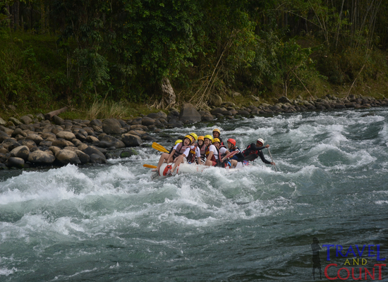 CDO Advanced Water Rafting Course