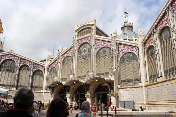 Walencja Mercado Central