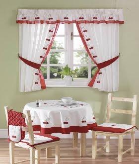 Cortinas para el hogar cortinas estilo country - Estilo de cortinas ...