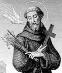 São Pedro de Alcântara, Padroeiro do Brasil, rogai por nós!