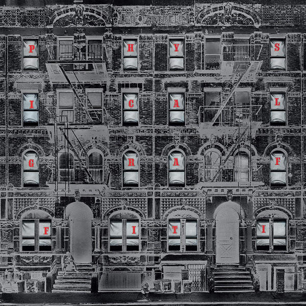 Led Zeppelin - Physical Graffiti (Deluxe Edition) Cover