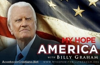 Billy Graham en Mi Esperanza