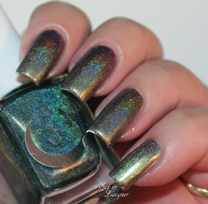 Celestial Cosmetics Meteoroid - Bright light