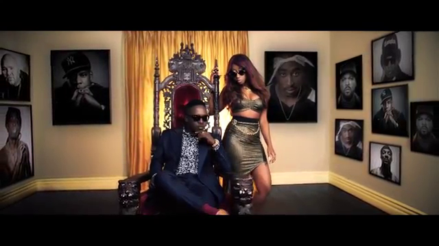 MI IN ACTION IN THE CHAIRMAN OFFICIAL VIDEO HOT PICTURE