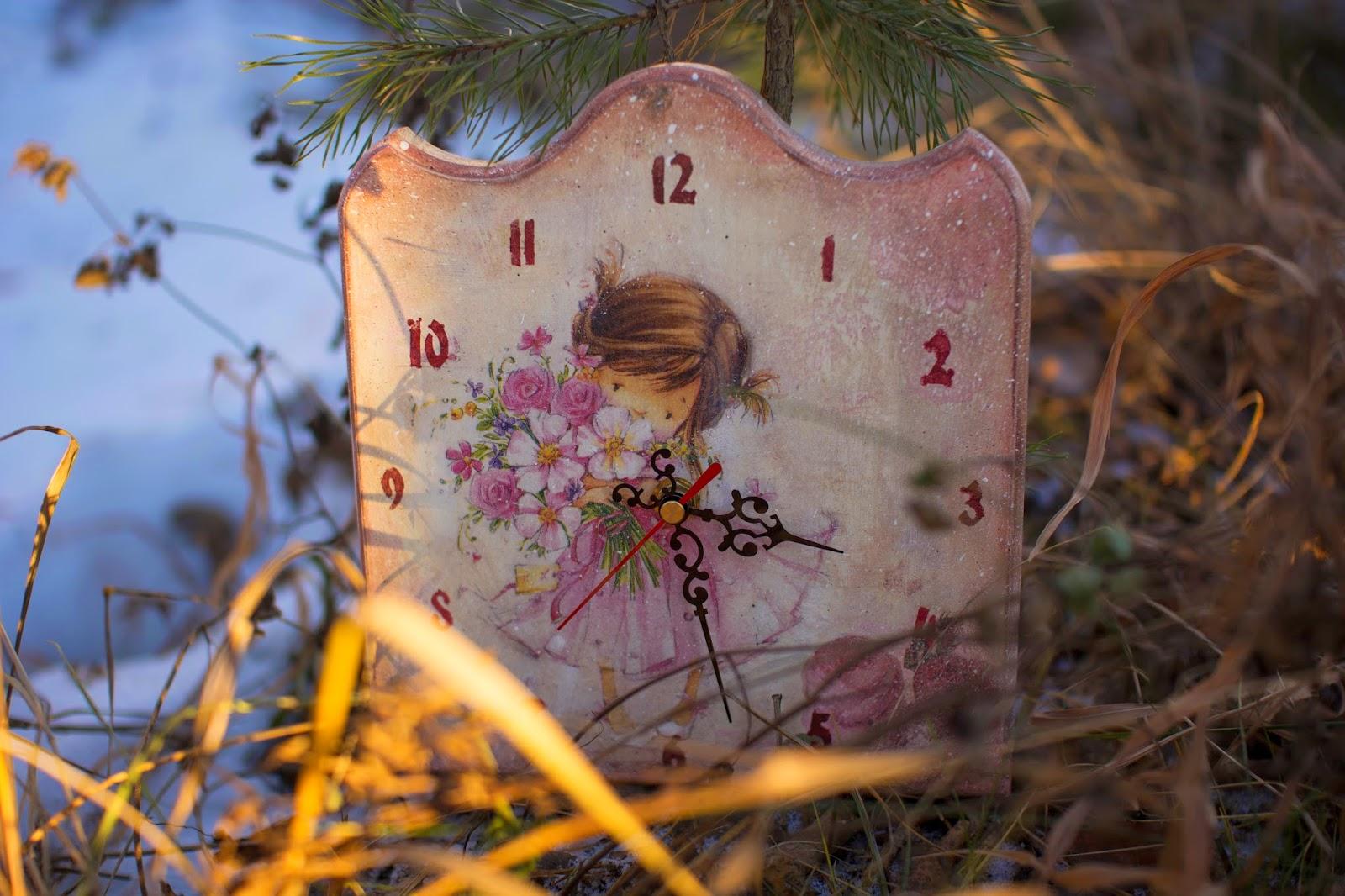 что подарить девочке на день рождения, часы для девочки, красивые часы, подарок с любовью