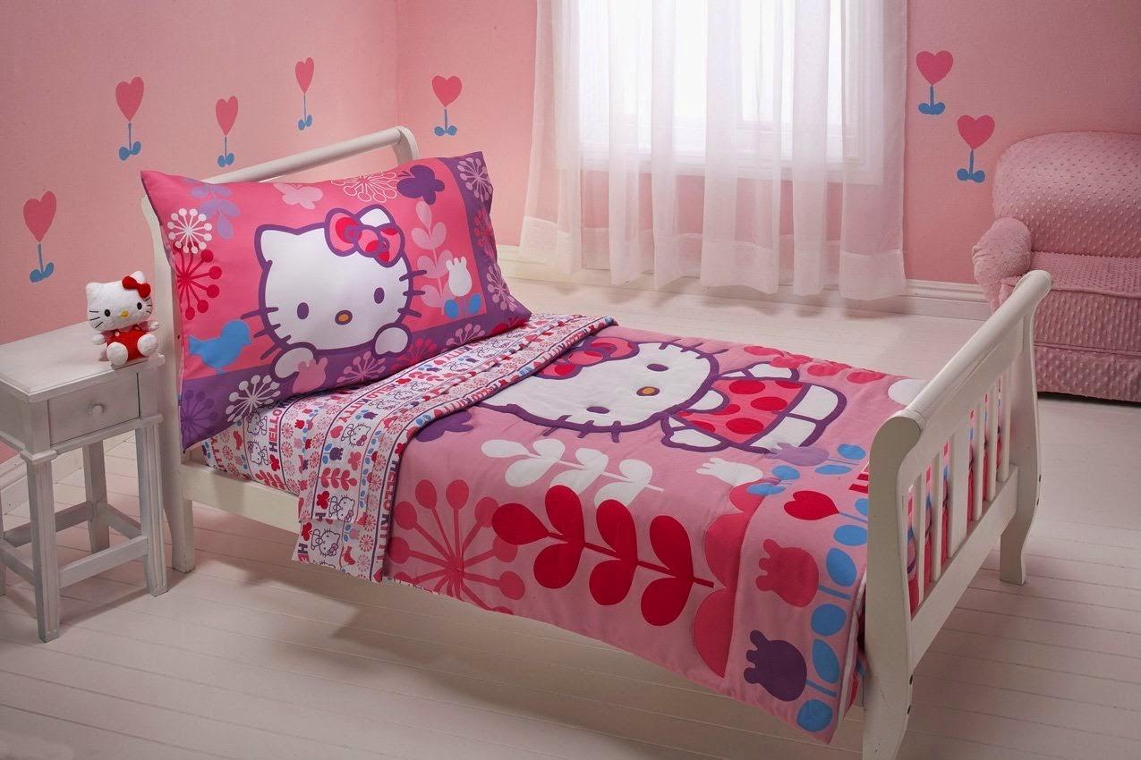 set kamar anak minimalis