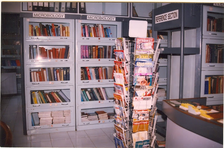 Library Stack Room