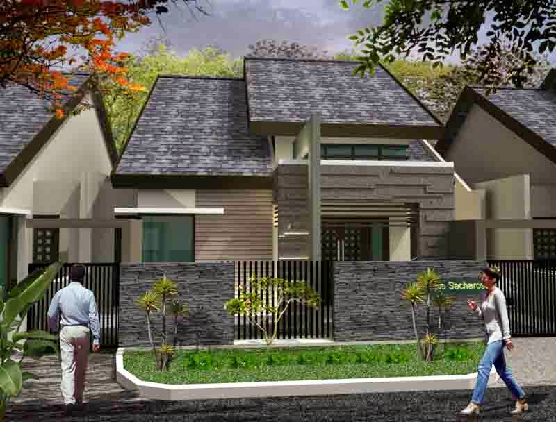 Desain Bentuk Atap Teras untuk Rumah Minimalis Desain Rumah Minimalis