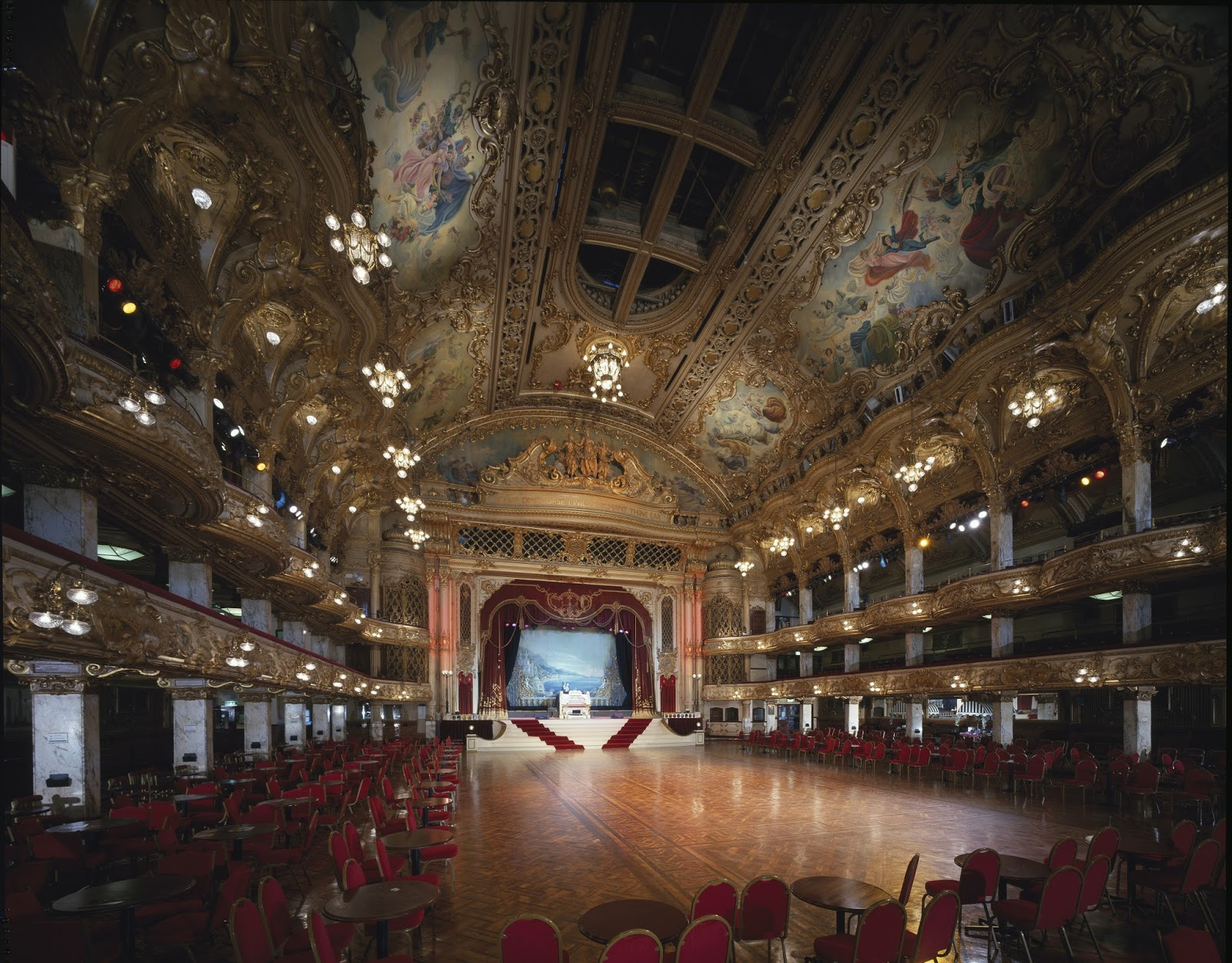 blackpool tower ballroom wallpapers - photo #3