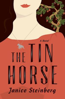 review, The Tin Horse, Janice Steinberg