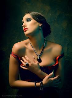Elisha Francis, Aubrey Fagon, Photoshoot, Jewellery