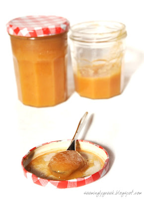peach butter jar2+1 Peach Butter (Delicious!)