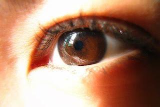 هل تعلم لون عيون نصف الكرة الأرضية؟