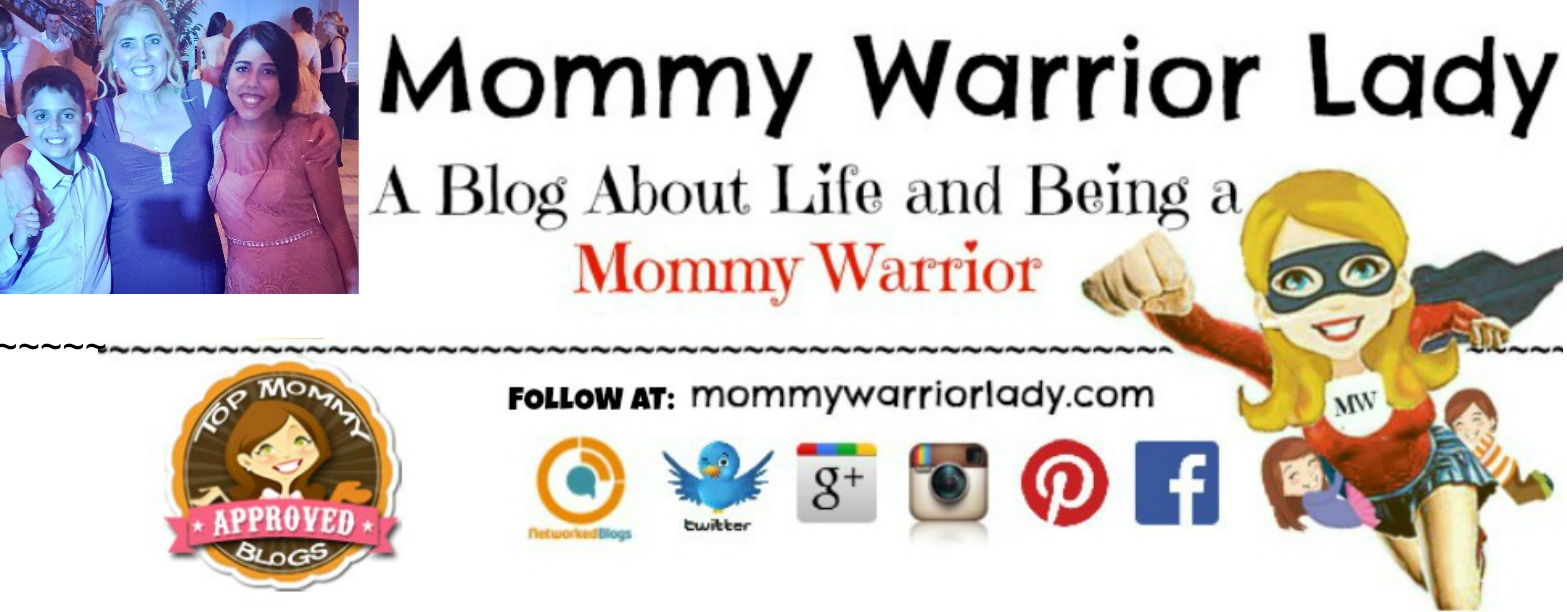 MOMMY WARRIOR