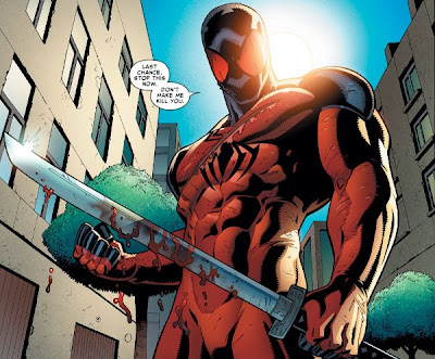 General Comics and Related media discussion. - Page 6 Scarlet-spider-doesnt-want-to-kill-you