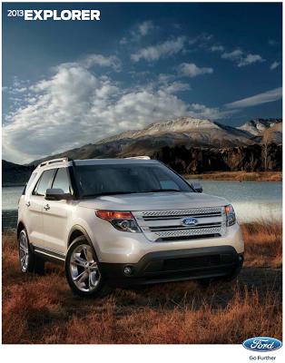 Ford Exlporer Brochure