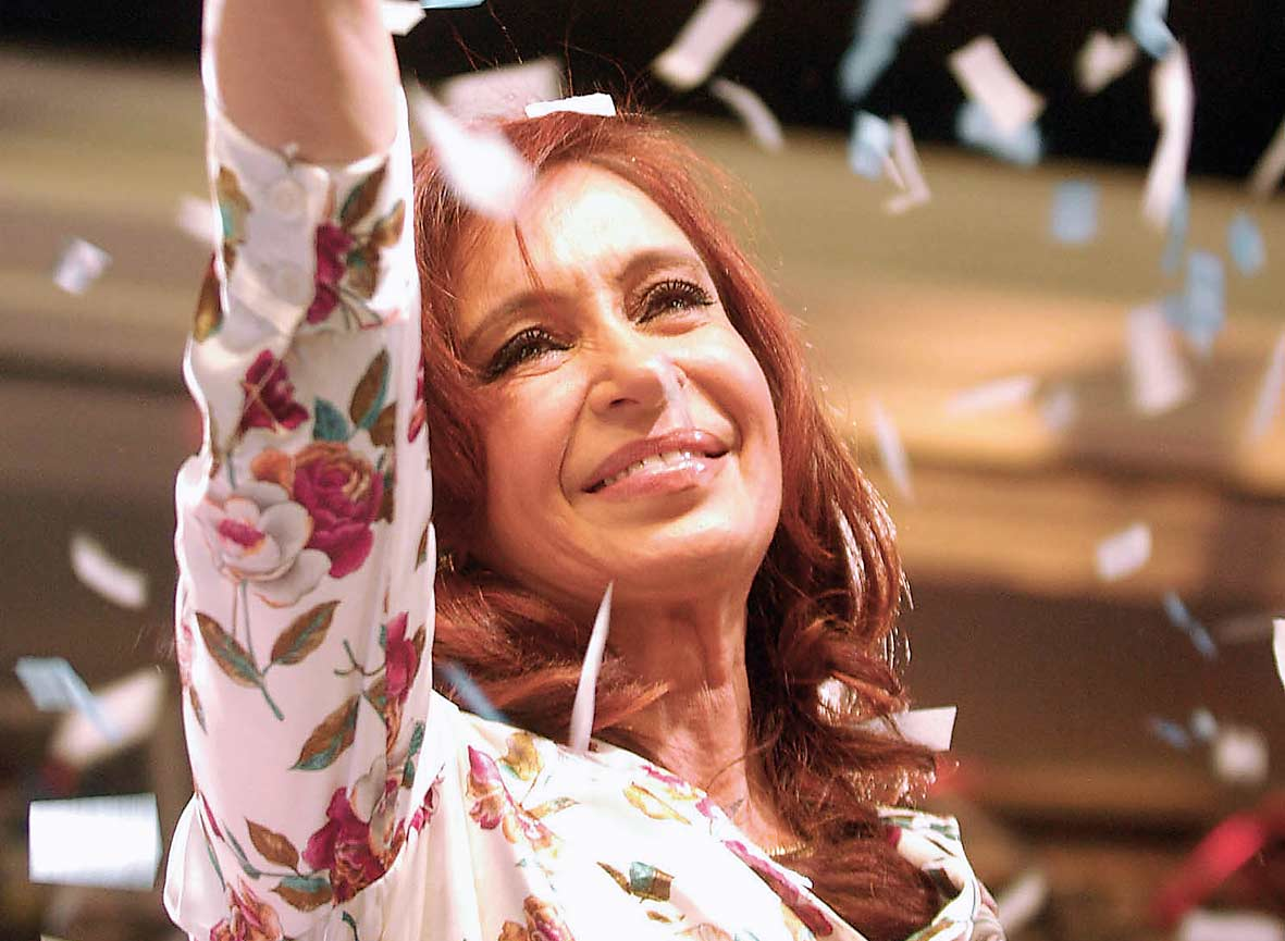 Cristina kirchner internada en terapia intensiva tras grave accidente