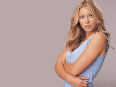 Hollywood Actress Jessica Biel HD Wallpaper-1600x1200-03