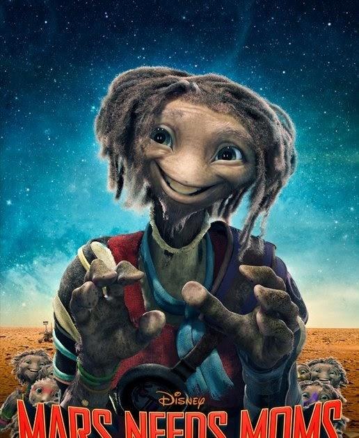 Mars Needs Moms (2011) BluRay 1080p ~ Free Movie,Game ...