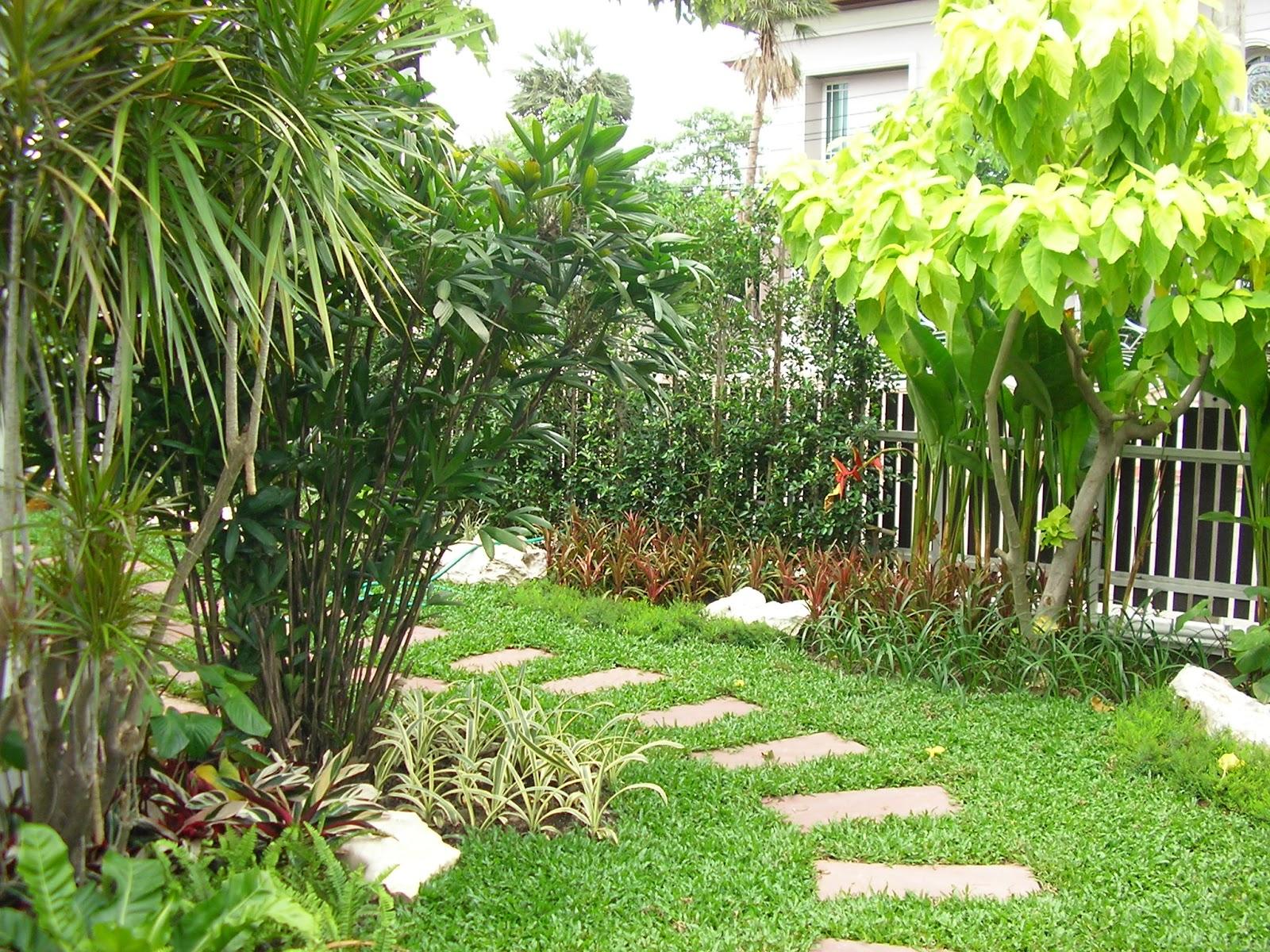 Residential Landscaping Plants : Gardensiam residential landscape design