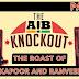 AIB Knockout - (Part 1)