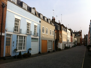 Devonshire Mews South, London W1