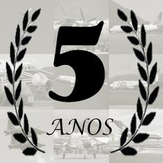 AVIAÇÃO EM FLORIPA - 5 ANOS NO AR!!!