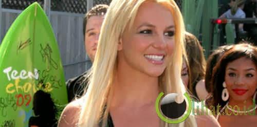 Britney Spears - 14 Tahun