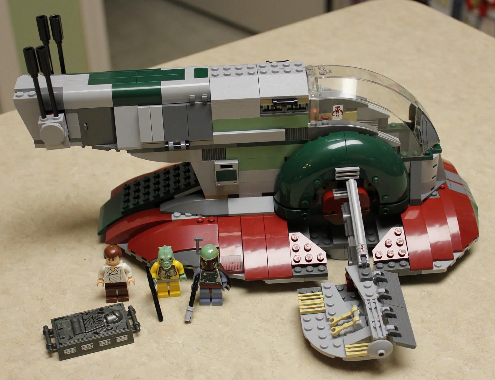 Sons Of Twilight Lego Star Wars Slave - 25 2 lego star wars minifigures han solo han in carbonite blaster
