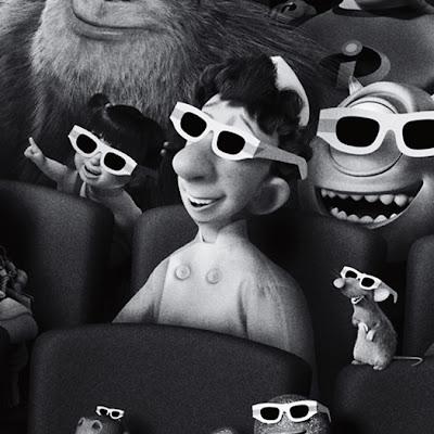 all pixar characters. makeup Pixar characters: pixar