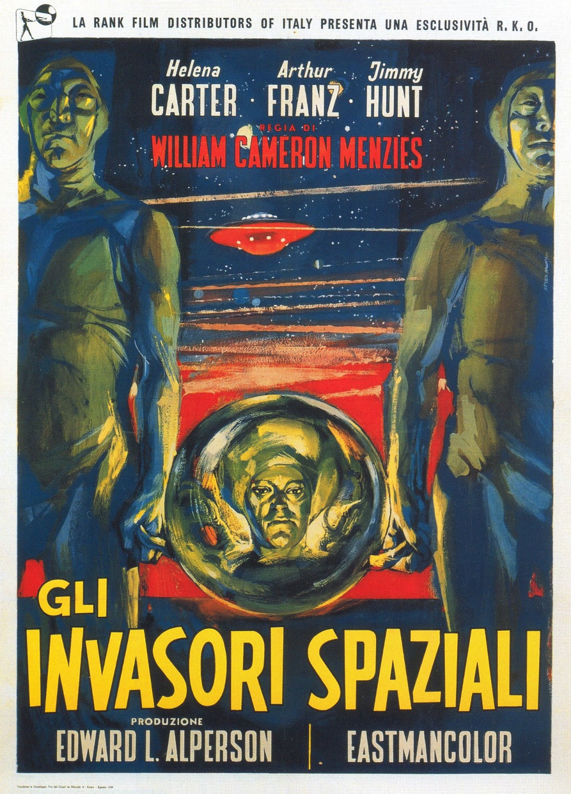 martians invaders from mars 1953 - photo #29