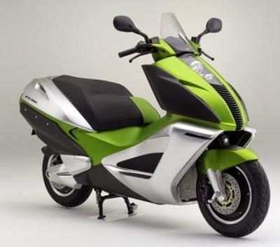 Scooter Honda en Estados Unidos