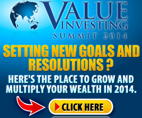 Value Investing Summit 2014