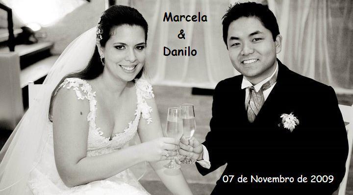 Marcela e Danilo