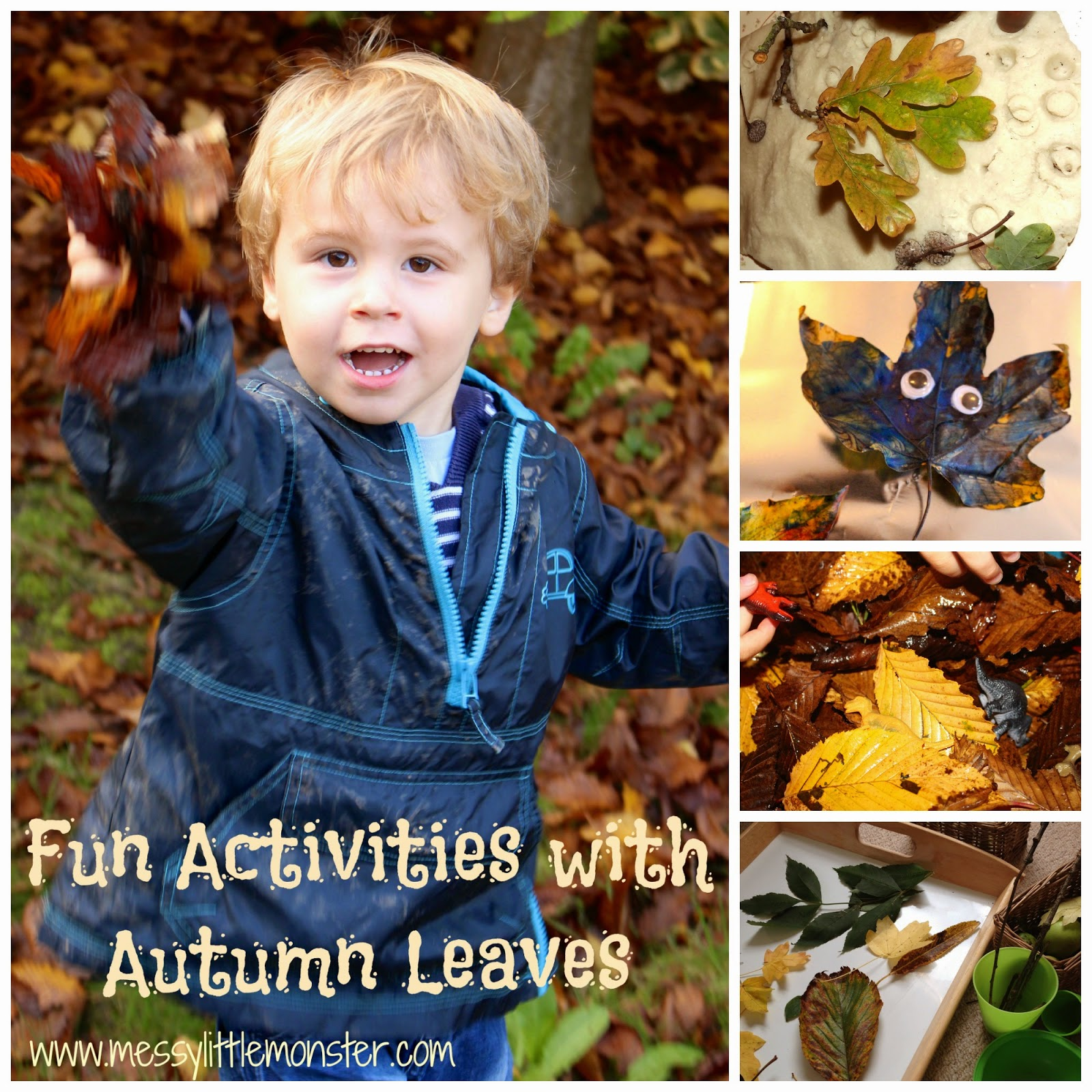 http://www.messylittlemonster.com/2014/11/fun-activities-with-autumn-leaves.html